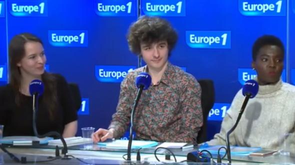 #VoteOrNot : Mon intervention sur Europe 1