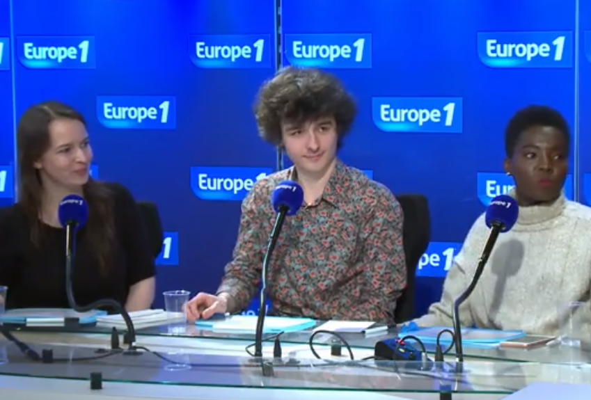 #VoteOrNot : Mon intervention sur Europe 1