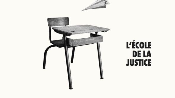 Podcast Garçons : «Léo, l'école de la justice»