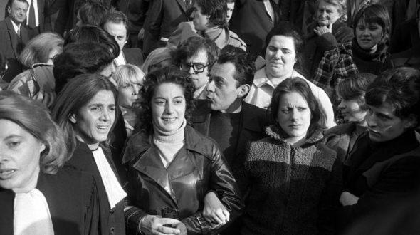 L'Humanité : Pour Gisèle Halimi, le moment fondateur du procès de 1972